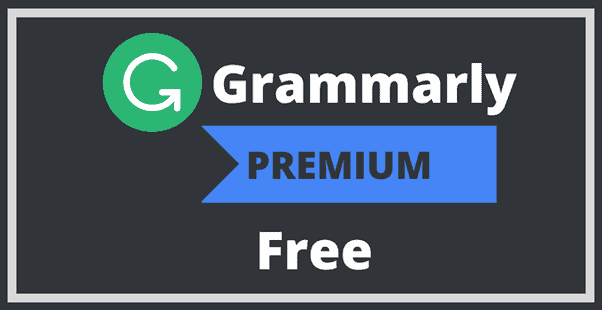 Grammarly Premium free for Lifetime (Open Limited Period)