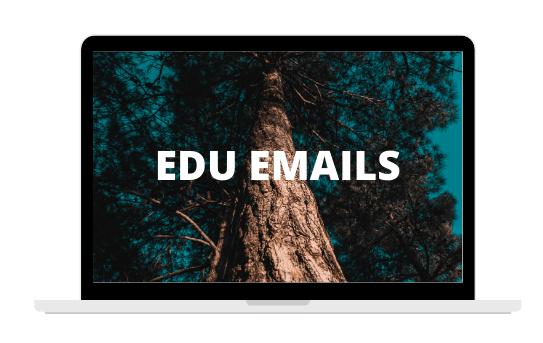 Edu emails