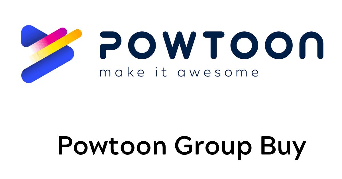 powtoon group buy